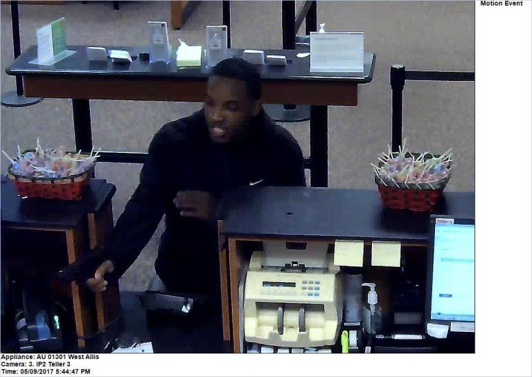 Amos Bank Robbery