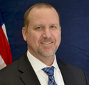 Portrait of Anchorage Special Agent in Charge Robert W. Britt