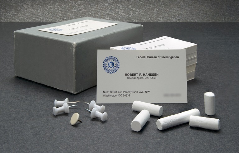 Hanssen's Business Cards