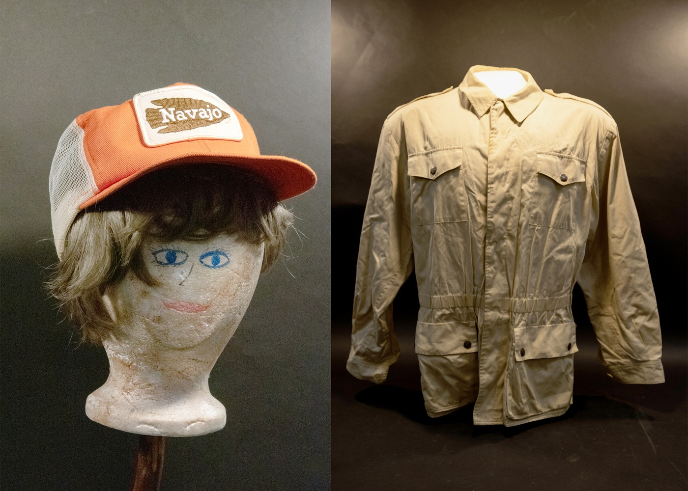 The May 2021 Artifact of the Month is a dummy Edward Lee Howard fashioned to escape FBI surveillance.