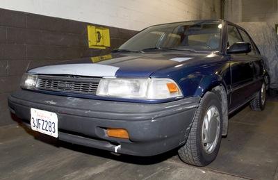 September 2020: 9/11 Hijacker's Car