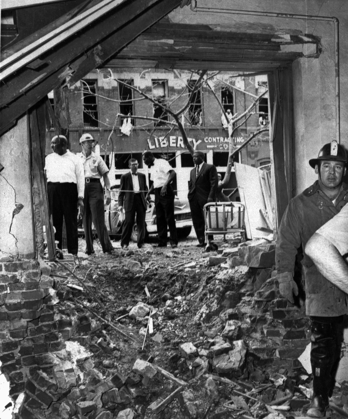 Baptist Street Church Bombing — FBI