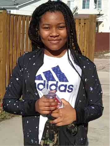 The FBI is seeking information on Arianna Stone, was last seen in Washington, D.C. on March 16, 2018.