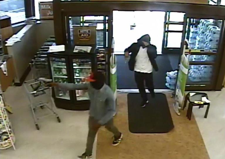 Philadelphia Armed Robbery