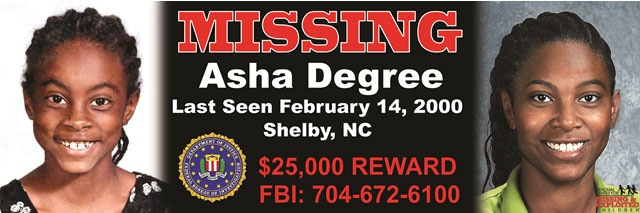 Asha Degree missing banner