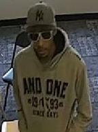Suspect in a Dozen Baltimore Wireless Store Robberies, Photo 2 of 5 (6/19/14)