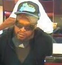 """Lion Man"" Bank Robbery Suspect, Photo 3 of 4 (4/29/14)"