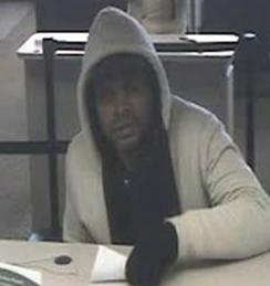 """Lion Man"" Bank Robbery Suspect, Photo 4 of 4 (5/2/14)"