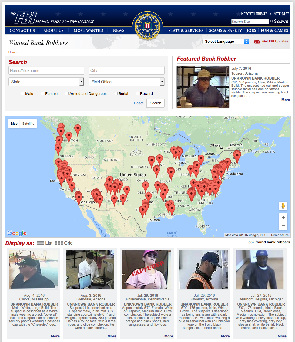 Fbi agents in online dating sites