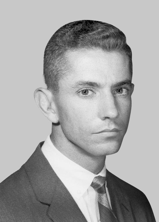 Special Agent Benjamin P. Grogan