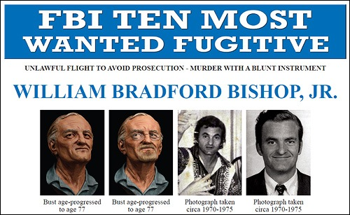 On March 1, 1976, William Bradford Bishop, Jr. used a hammer to bludgeon his wife, mother, and three sons in Maryland.