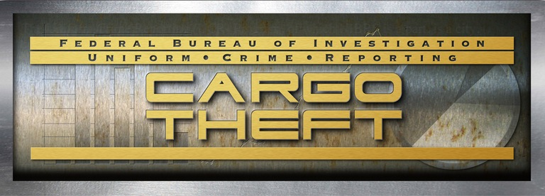 Logo for the FBI's Uniform Crime Reporting (UCR) Program's Cargo Theft data collection.