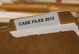Case Files 2012 Graphic