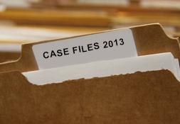 Case Files 2013