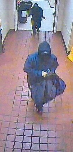 Violent Casino Robbery Suspects