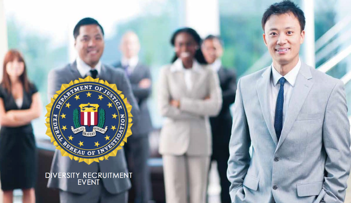 FBI Charlotte is hosting a Diversity Recruitment event on Tuesday, March 27, 2018.