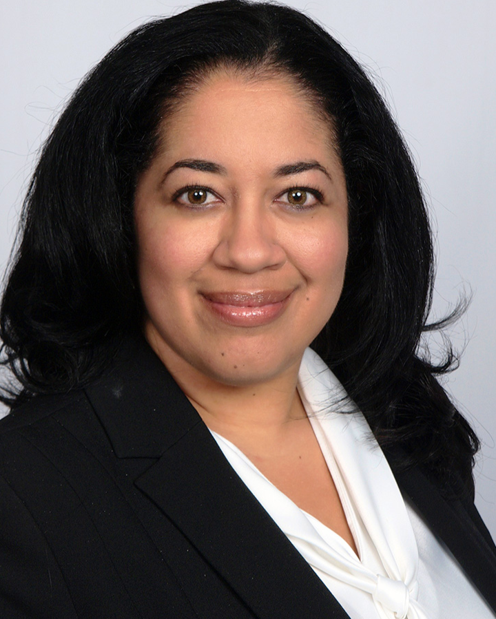 FBI Charlotte 2019 Director's Community Leadership Award recipient International House of Charlotte, represented by Johnelle M. Causwell.