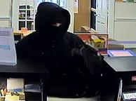 Charlotte Division 'Eyes Only Bandit' Bank Robbery Suspect, Photo 2 of 4 (5/6/14)