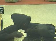 Charlotte Division 'Eyes Only Bandit' Bank Robbery Suspect, Photo 3 of 4 (5/6/14)