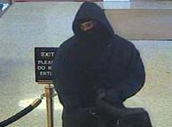 Charlotte Division 'Eyes Only Bandit' Bank Robbery Suspect, Photo 4 of 4 (5/6/14)