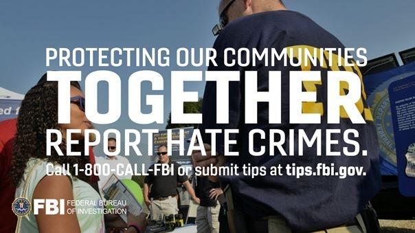 Charlotte Hate Crimes Advertisement