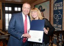 FBI Chicago Announces Recipient of Directoras Community Leadership Award