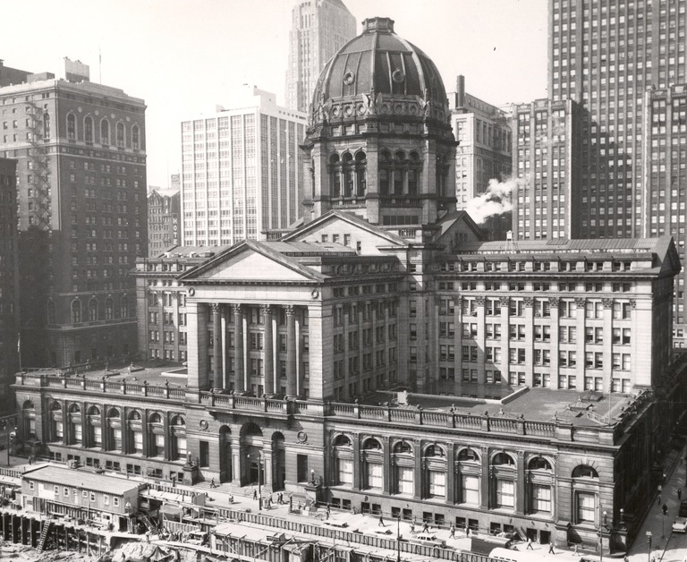 Early Chicago Field Office (National Archives)