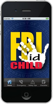The FBI's Child ID App provides parents with an easy way to electronically store their children's pictures and vital information to have on hand in case their kids go missing.