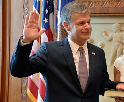 New FBI Director