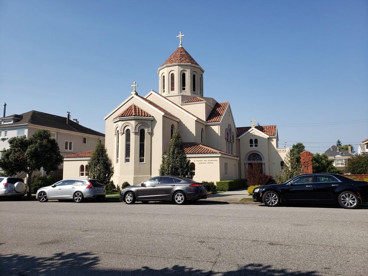 St. Gregory the Illuminator Armenian Apostolic Church