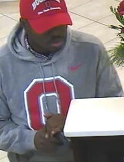 Columbus Area Buckeye Bandit Suspect, Photo 2 of 4 (7/15/14)