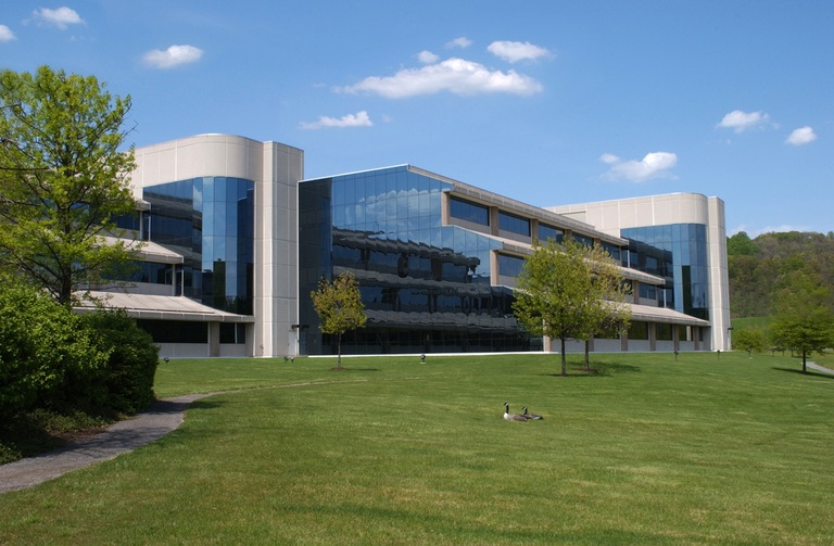 Main facility of the FBI's Criminal Justice Information Services (CJIS) Division in Clarksburg, West Virginia.