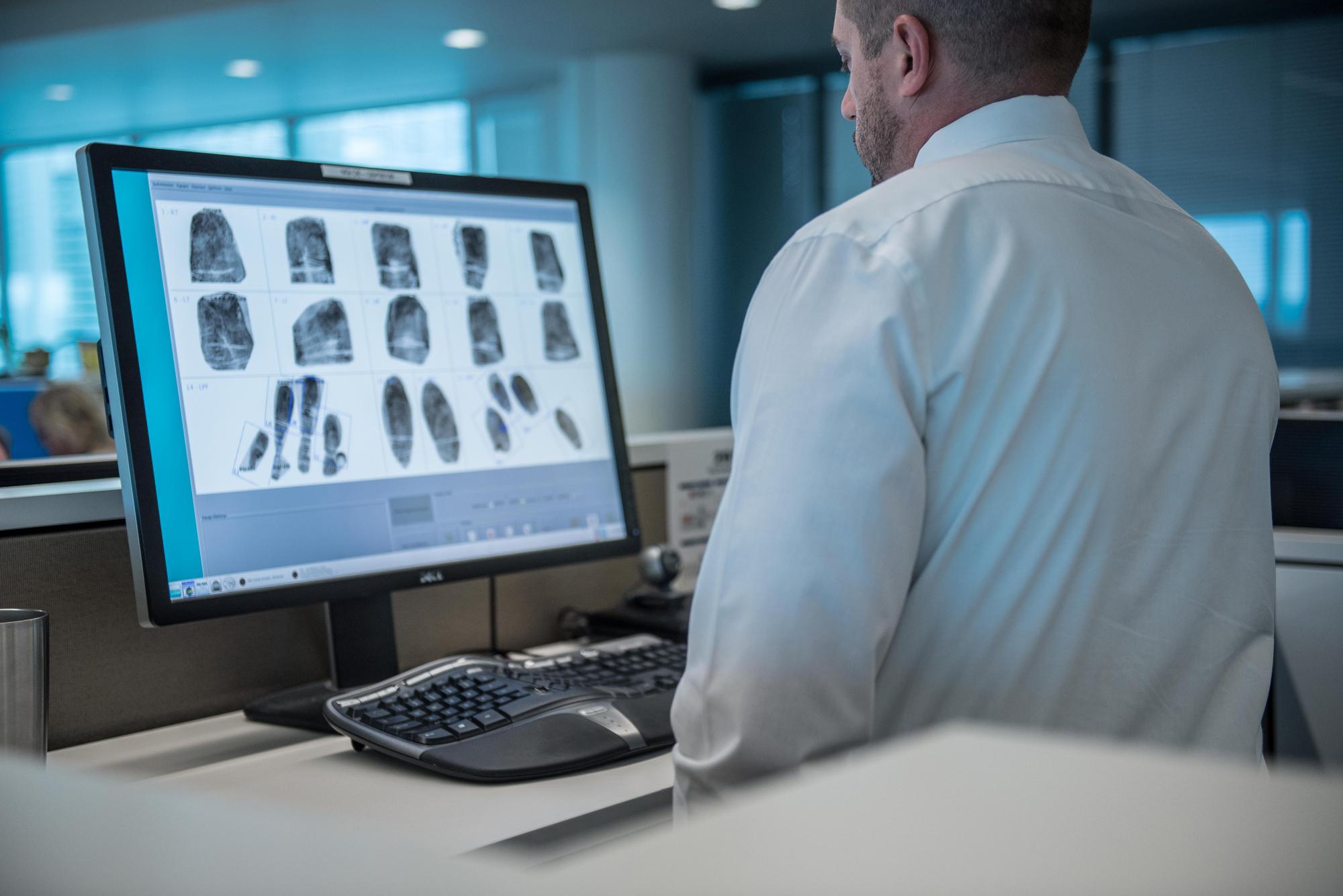 Fingerprint Technology Helps Solve Cold Case Fbi
