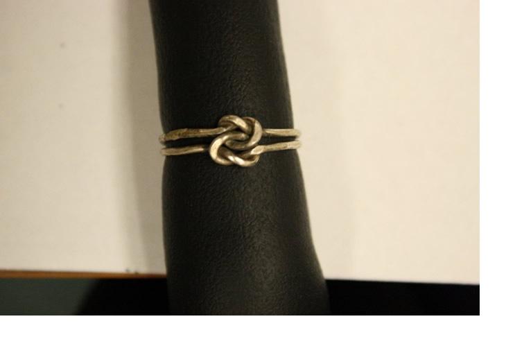 Unidentified female's unique ring