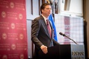 FBI Director Addresses Cyber Security Gathering