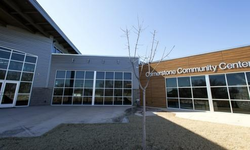 Completed in 2012, the Cornerstone Community Center in Tulsa, Oklahoma sits largely empty after the pastor who helped established it embezzled nearly $1 million from the project.