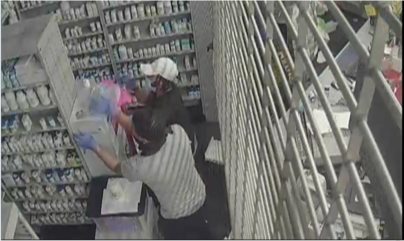 CVS Theft Photo 1