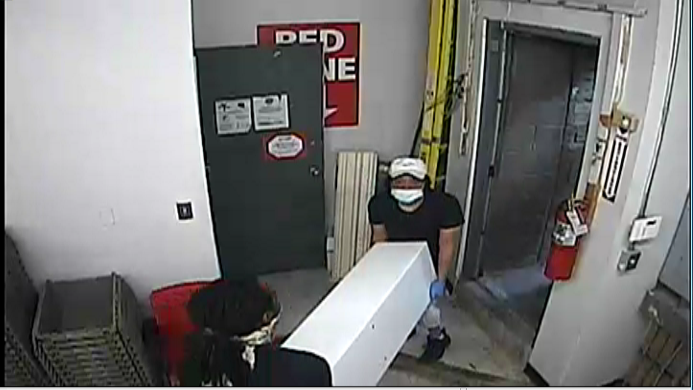 CVS Theft Photo 7