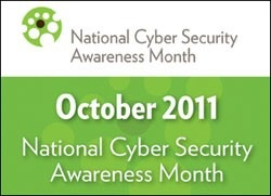 Cyber Month 2011 Banner
