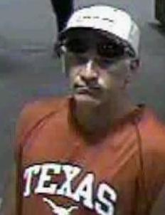 Sherman Bank Robbery Suspect, Photo 2 of 2 (5/14/14)