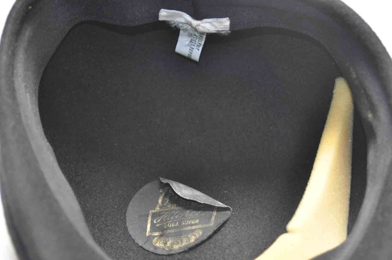 This hat, belonging to an unknown serial rapist in the D.C. area, was recovered following a December 1, 2002 sexual assault of a housekeeper in a hotel in Silver Spring, Maryland.