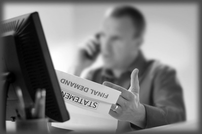 Payback for a Debt Collector