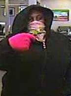 Aurora Bank Robbery Suspect, Photo 3 of 3 (4/25/14)