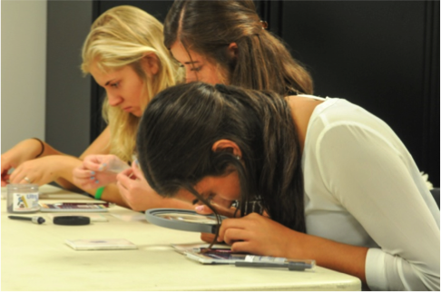Denver Teen Academy students