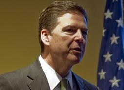 Director Comey Speaks at Death Notification Training Event