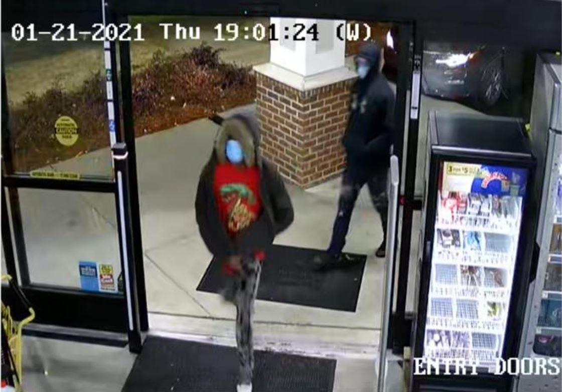 Atlanta Dollar General Robbery