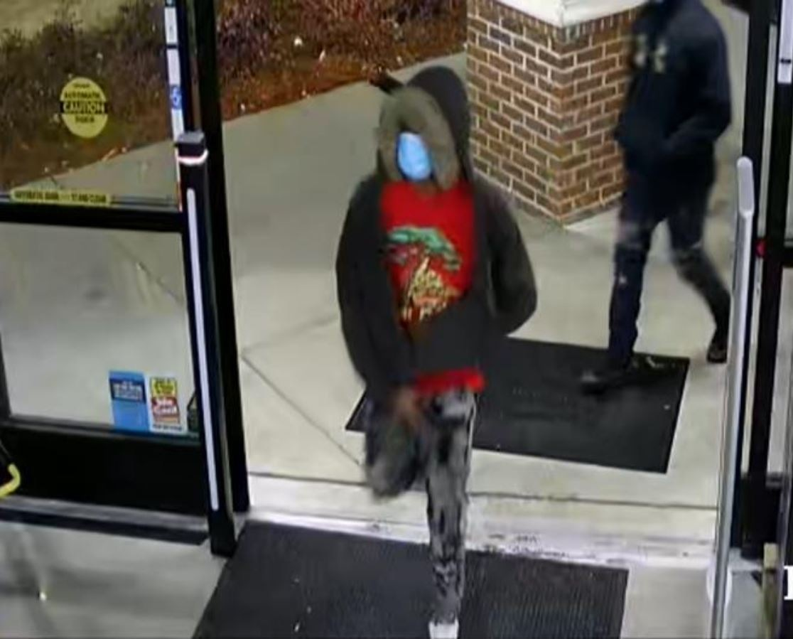 Atlanta Dollar General Robbery 2