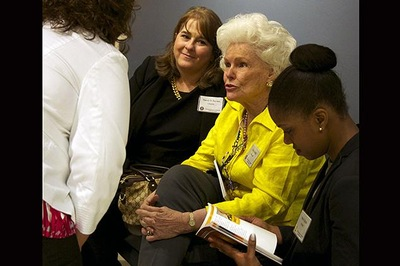 Doris Buffett, 2012 DCLA Winner for the Richmond Division