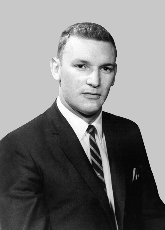 Special Agent Douglas M. Price, slain on April 25, 1968 outside San Antonio, Texas, during a stakeout of a fugitive.