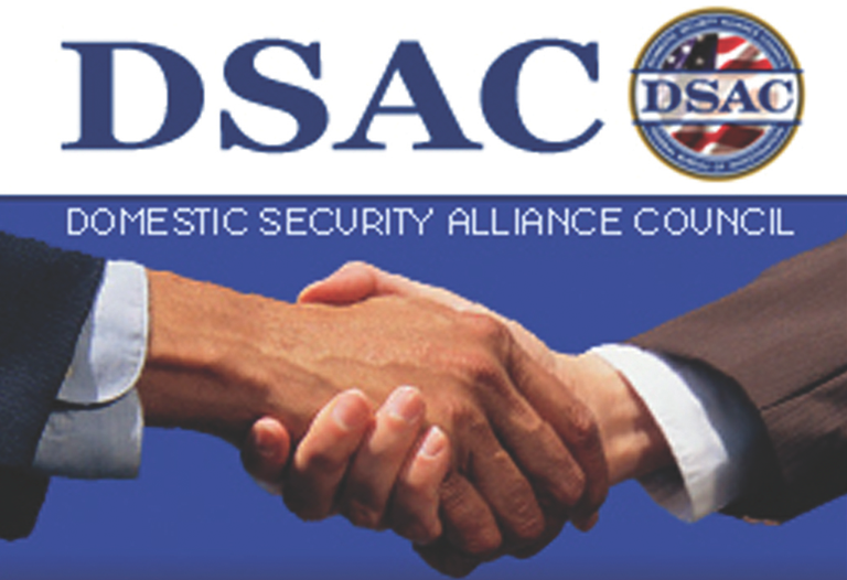 Domestic Security Alliance Council, or DSAC, is a security and intelligence-sharing initiative between the FBI, the Department of Homeland Security (DHS), and the private sector.